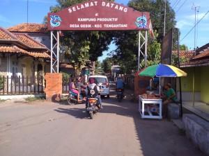 Kampung Produktif Desa Gesik